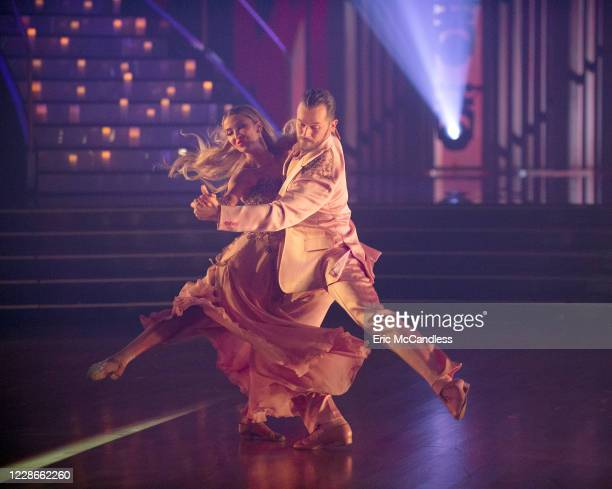 """First Elimination"""" - The 15 celebrity and pro-dancer couples compete a second week with the first elimination of the 2020 season, live, TUESDAY,..."""