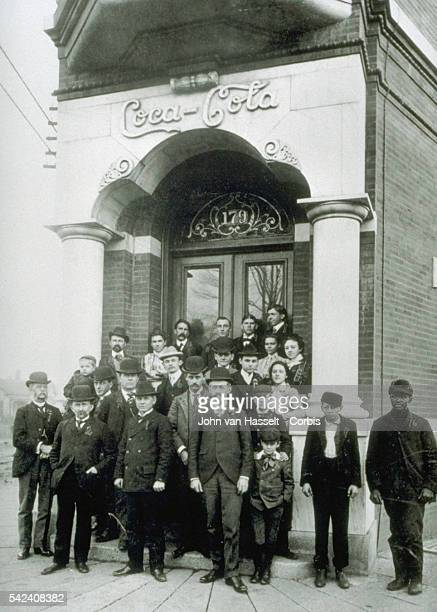 First Employees of the CocaCola Company in Atlanta