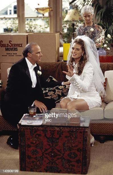 SUSAN 'First Episode' Episode 1 Aired 9/19/96 Pictured Kurt Fuller as Bill Keane Brooke Shields as Susan Keane Barbara Barrie as Helen 'Nana' Keane...