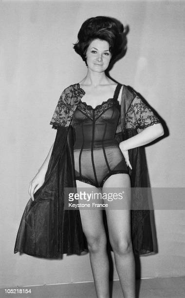 First Exhibition Of Corsets And Lingerie For Women 1965
