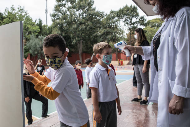 TUR: Turkey Reopens Schools To First Grade Students Amid Coronavirus Pandemic