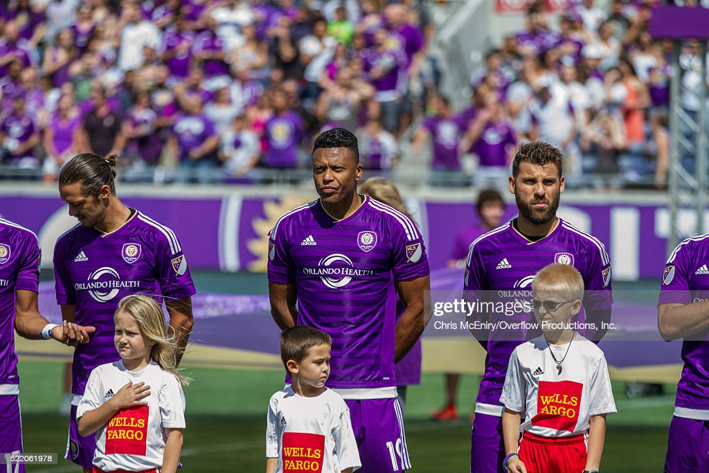 New England Revolution v Orlando City SC