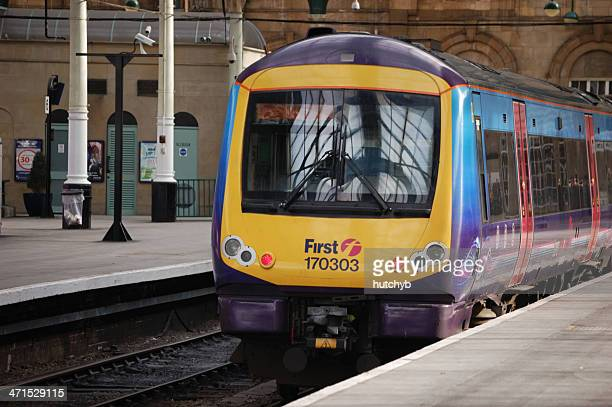first hull trains adelante - kingston upon hull stock pictures, royalty-free photos & images