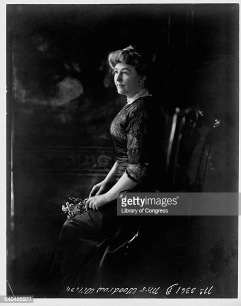 First Lady Ellen Louise Axson Wilson