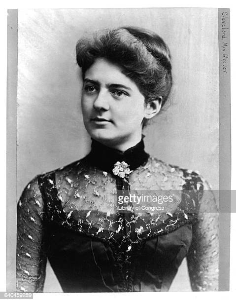 First Lady Frances Folsom Cleveland