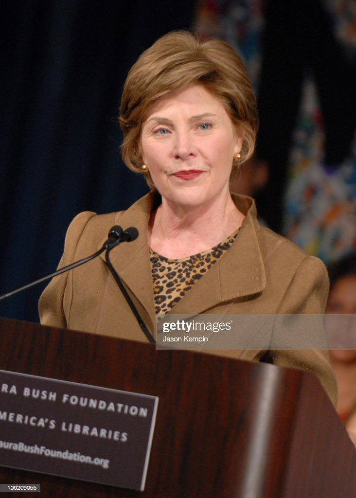 Laura Bush Foundation For America's Libraries Grant - May 30, 2007