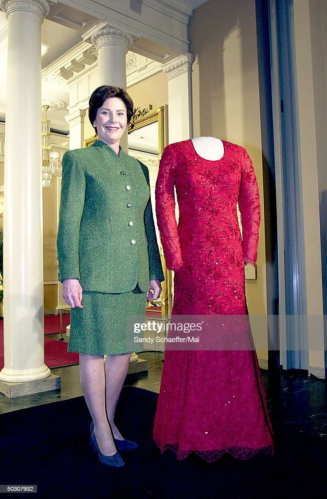 Mrs. George W. Bush [Misc.];Mrs. George W. Bush Pictures | Getty Images