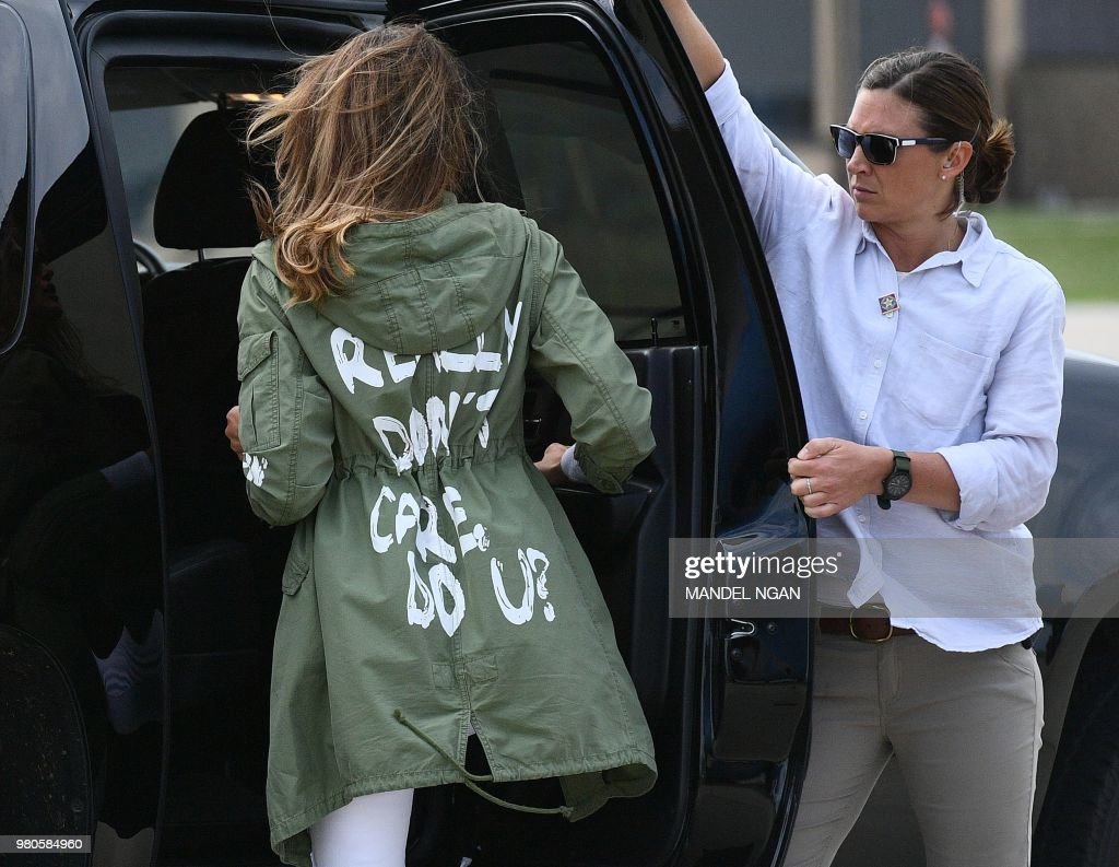 Melania Trump's Most Discussed Fashion Choices