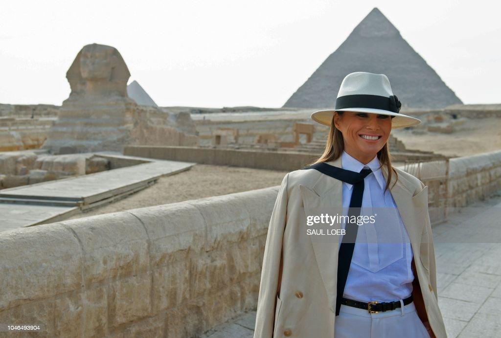 EGYPT-US-POLITICS-DIPLOMACY : News Photo