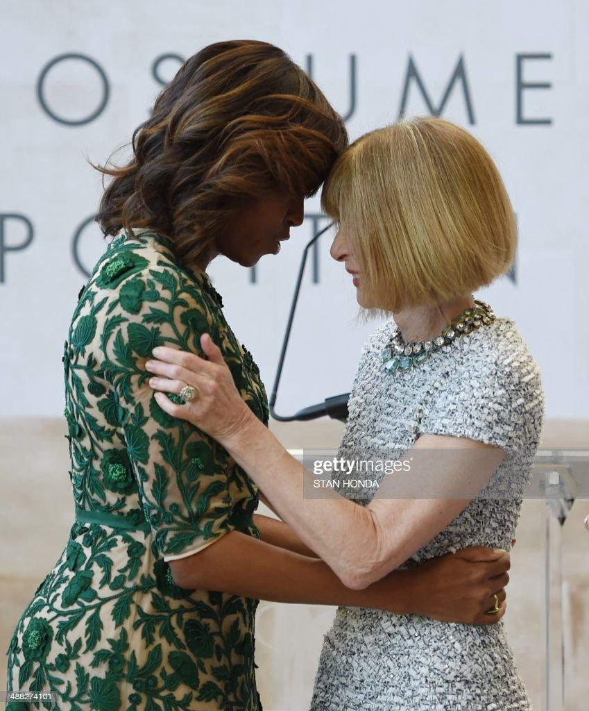 US-MET MUSEUM-COSTUME INSTITUTE : News Photo