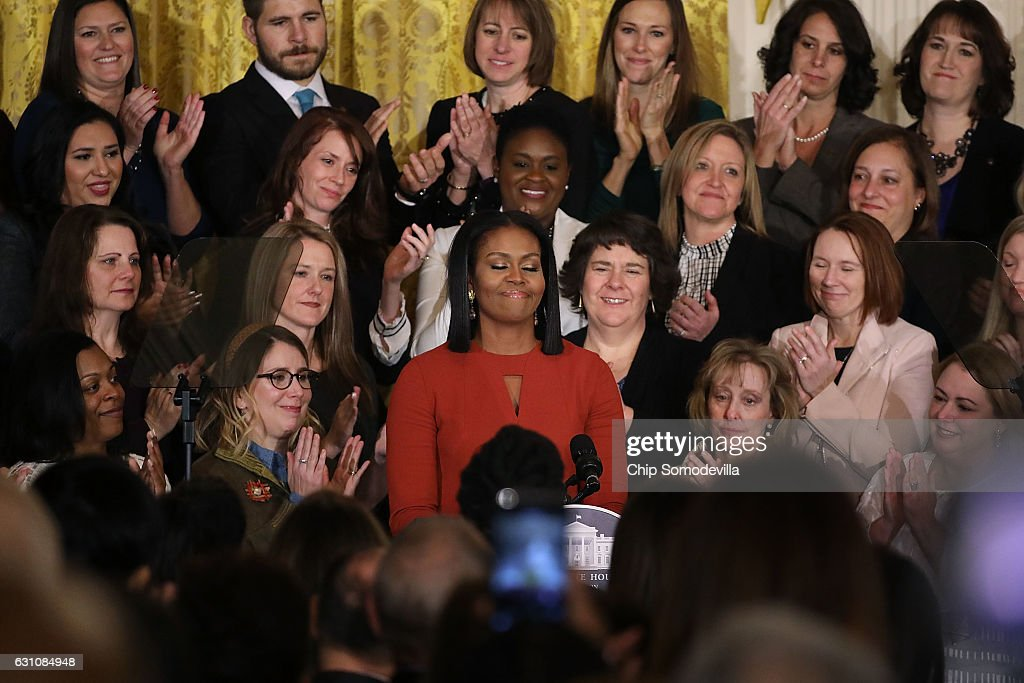 The First Lady's Farewell