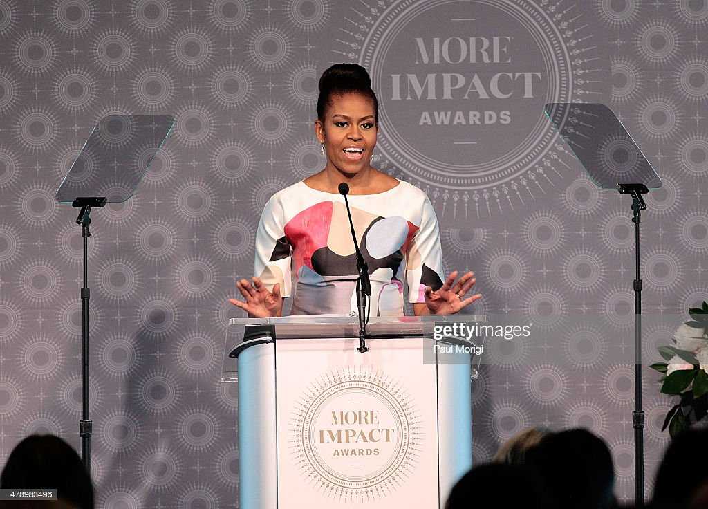 2015 MORE Impact Awards Luncheon : News Photo