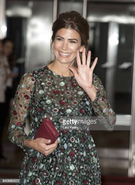 First Lady of Argentina Juliana Awada attends the Garraghan Children's Hospital 35th Anniversary Gala at The Hilton Hotel on August 29, 2017 in...