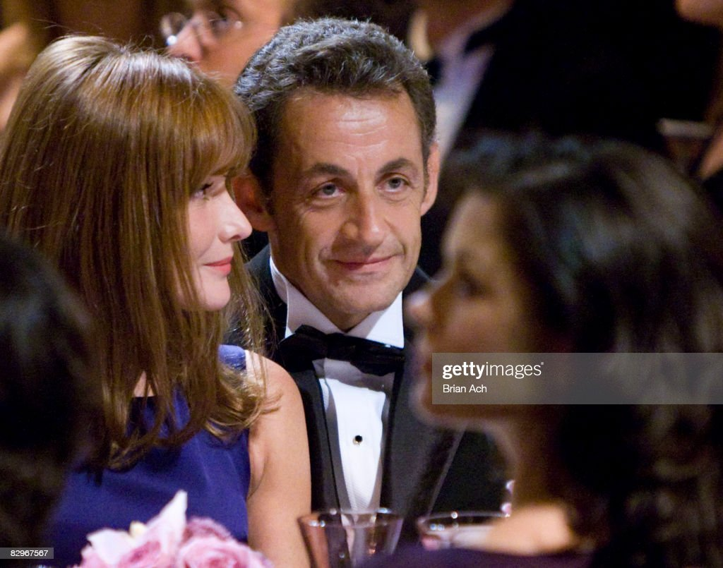 Elie Wiesel Foundation for Humanity to Honor Nicolas Sarkozy