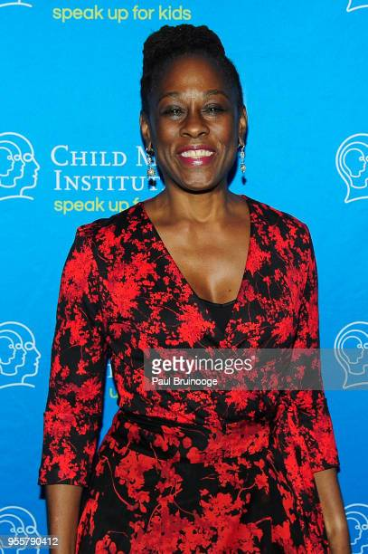 First Lady of New York City Chirlane McCray attends the 2018 Change Maker Awards at Carnegie Hall on May 7 2018 in New York City