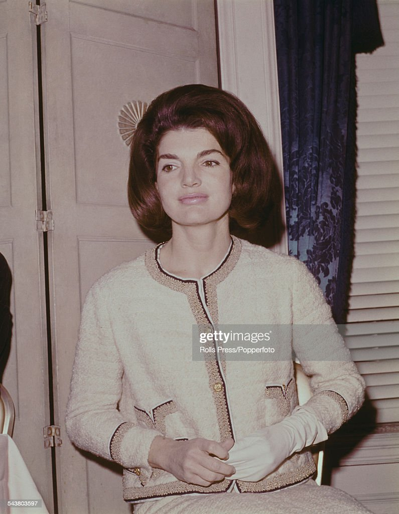 Jackie Kennedy In Vienna : News Photo