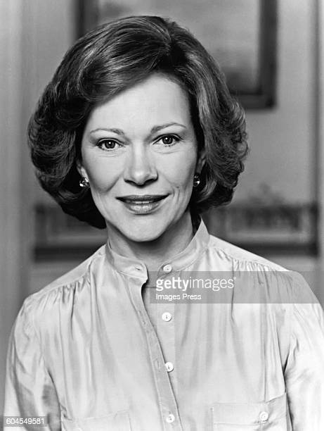First Lady Rosalynn Carter circa the 1970s