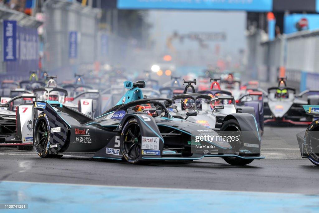 Formula E Championship Round 7 GEOX Rome E-Prix 2019 - Race : News Photo