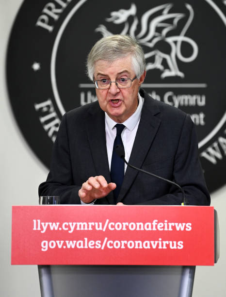 GBR: Wales First Minister Announces Circuit-breaker Covid-19 Lockdown