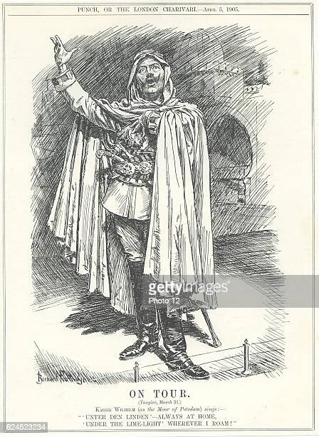 First Moroccan Crisis 19051906 Wilhelm II Emperor of Germany in Tangier 31 March 1905 greeted the Sultan of Morocco as an independent sovereign and...