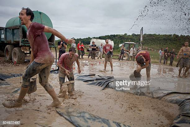 a2146e7b476ee First Mud Day in France in Beynes close to Paris Around 13000 MudGuy and  Mudgirls were