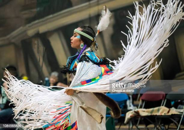 first nations' powwow, editorial image - indigenous culture stock pictures, royalty-free photos & images