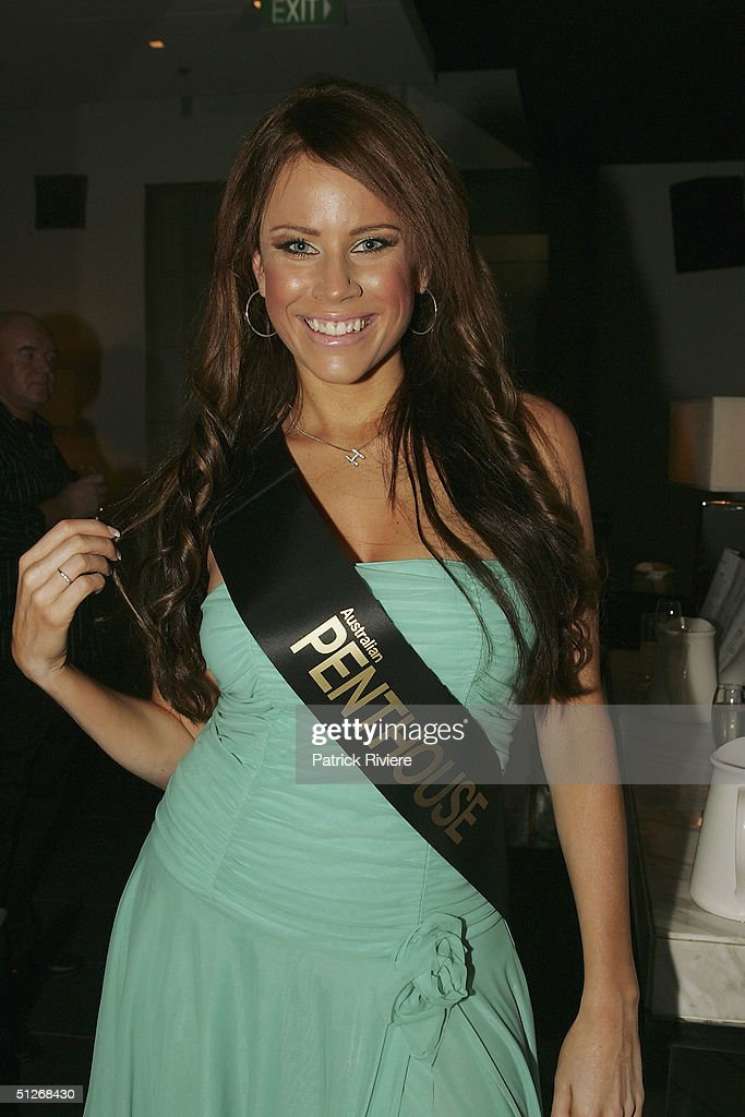 Penthouse Pet Of The Year 2004 : News Photo