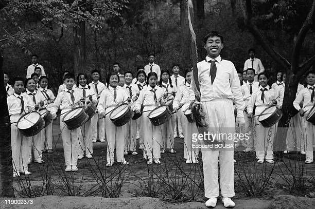 First Of May In BeijingCultural Revolution In China Around 19651971