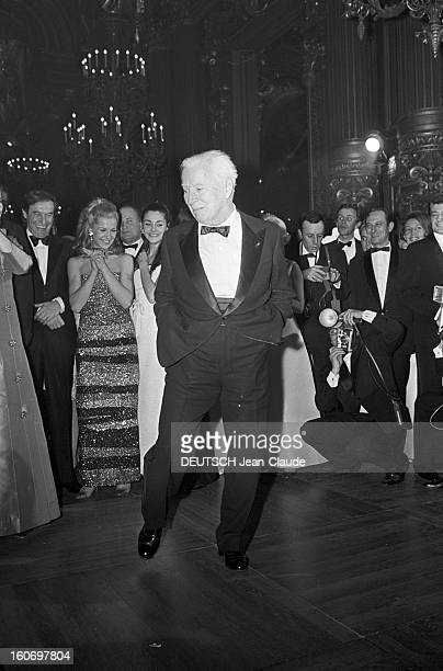 First Of The Movie 'the Countess From Hong Kong' Of Charlie Chaplin In Paris Paris 13 janvier 1967 A l'occasion de la première du film 'La Comtesse...