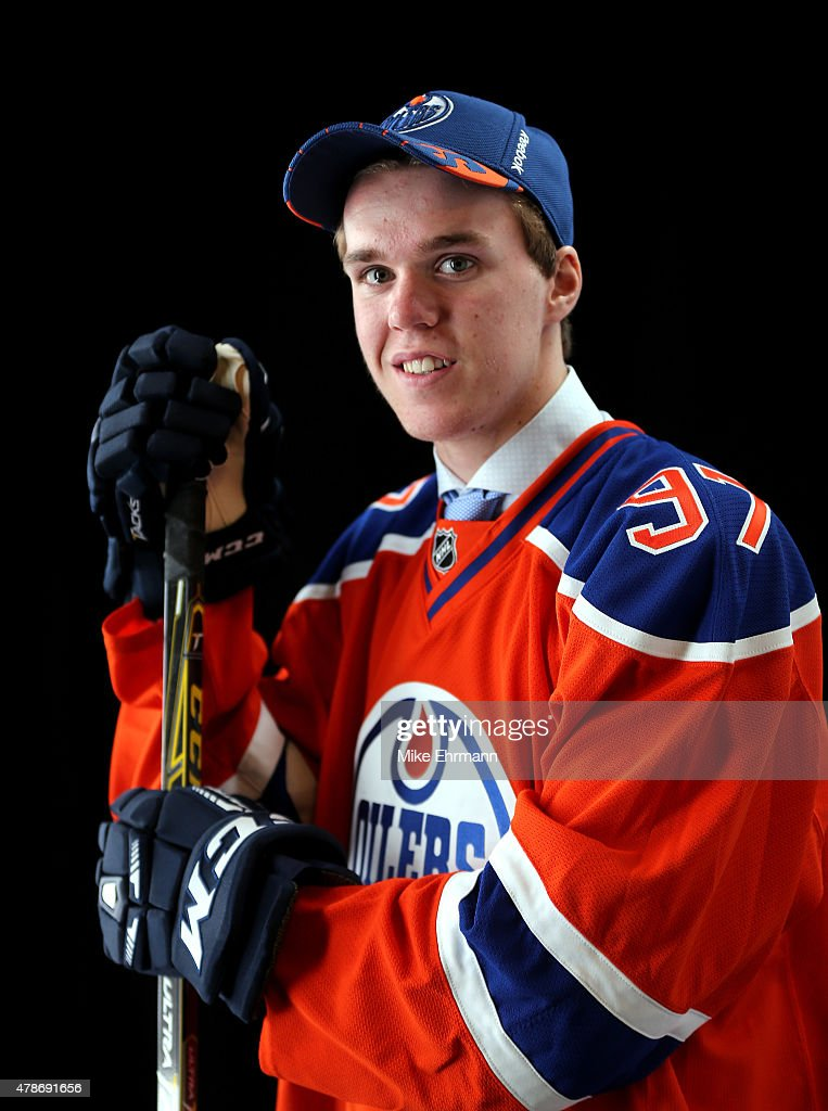 2015 NHL Draft - Portraits : News Photo