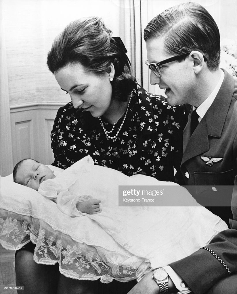 First Photo Of Prince Maurits : News Photo