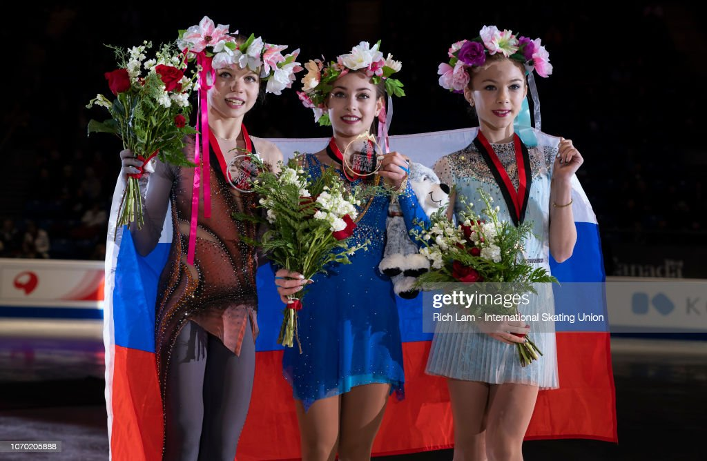 ISU Junior & Senior Grand Prix of Figure Skating Final : Fotografía de noticias