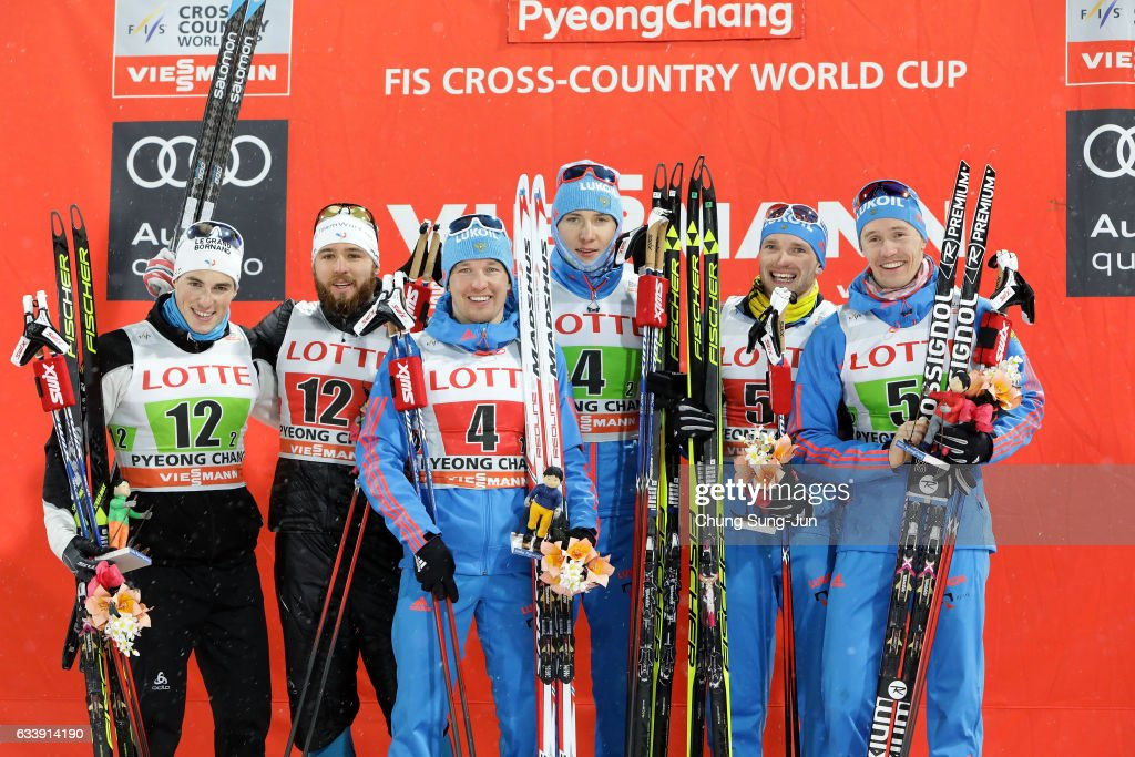 FIS Cross-Country World Cup presented by Viessmann - Test Event For Pyeongchang 2018 Olympic Winter Games - Day 3