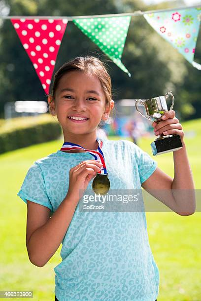 First Place at Sports Day