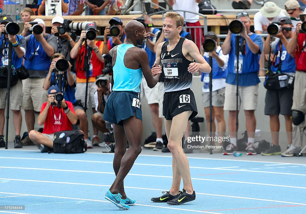 2013 USA Outdoor Track & Field Championships : News Photo