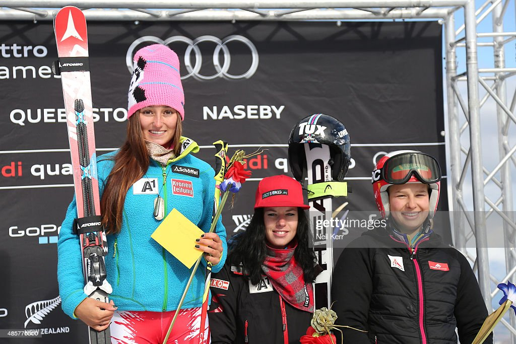Winter Games NZ - Alpine Giant Slalom - FIS Australia New Zealand Cup