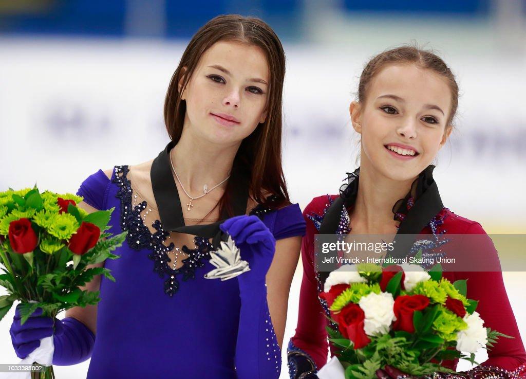 ISU Junior Grand Prix of Figure Skating - Richmond : ニュース写真