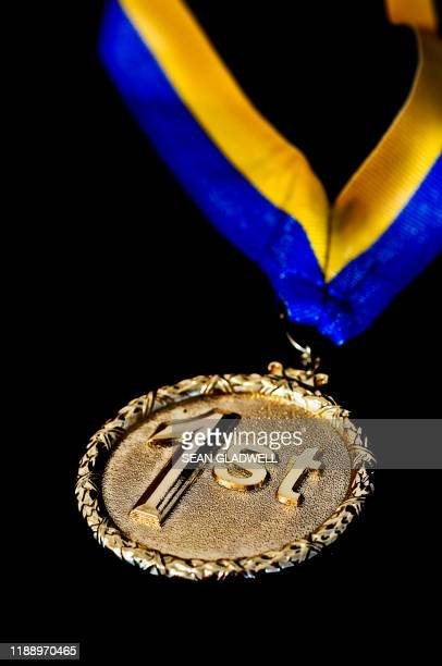 first place medal - medal stock pictures, royalty-free photos & images