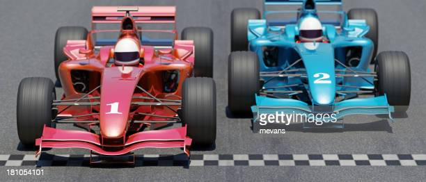 first place - racing car stock pictures, royalty-free photos & images