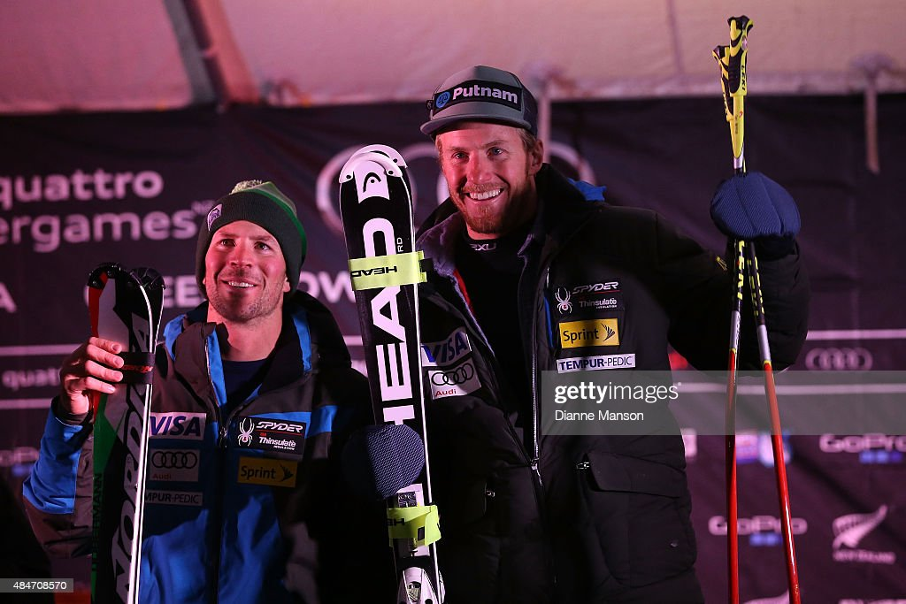 Winter Games NZ - Opening Ceremony : Photo d'actualité
