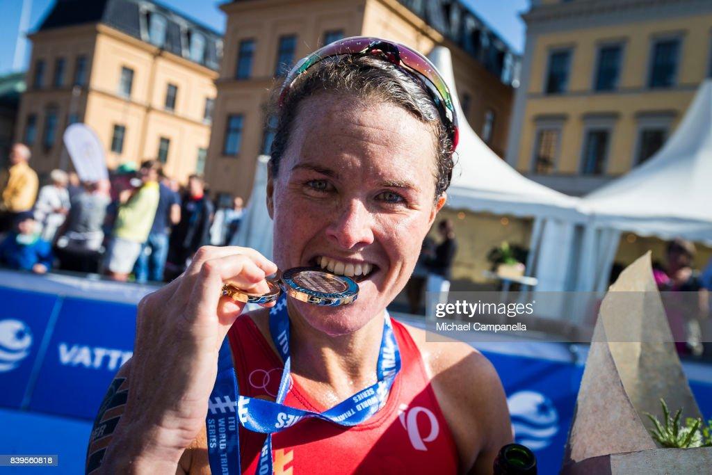 Vattenfall World Triathlon Stockholm Day One