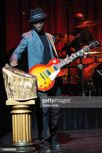 First place winner nathan Foley perform at the Amateur Night At The Apollo Finals at The Apollo Theater on October 27 2010 in New York City