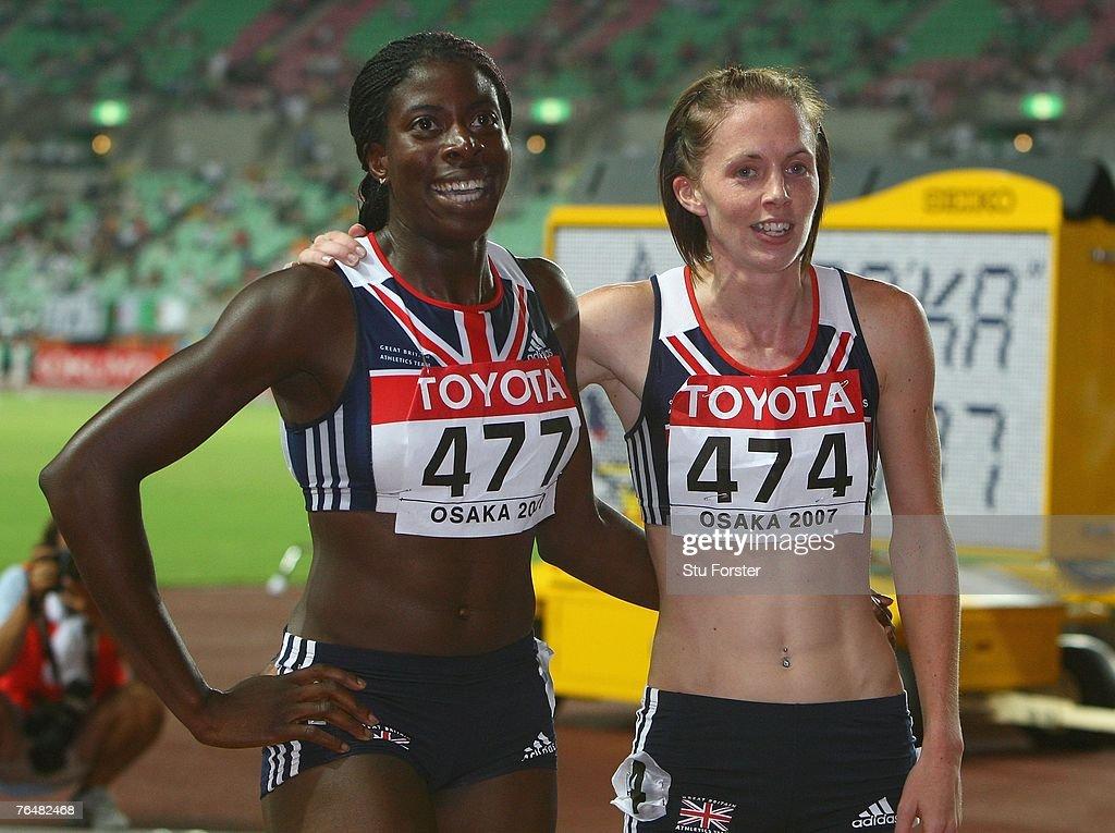 11th IAAF World Athletics Championships: Day Five : News Photo