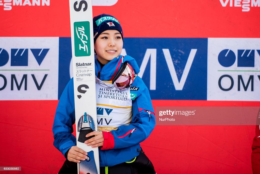 FIS Ski Jumping World Cup Ladies : ニュース写真