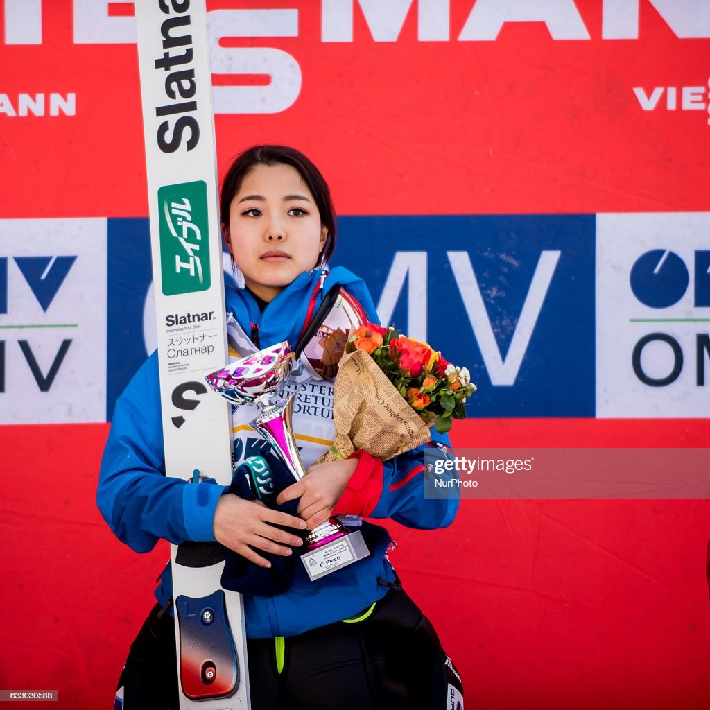 FIS Ski Jumping World Cup Ladies : ニュース写真