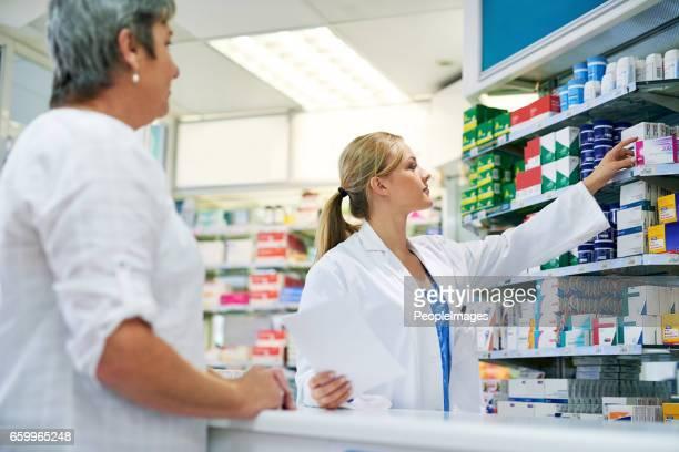 Premier service pharmaceutique de taux