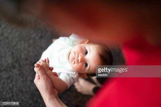 first steps baby - first occurrence stock pictures, royalty-free photos & images