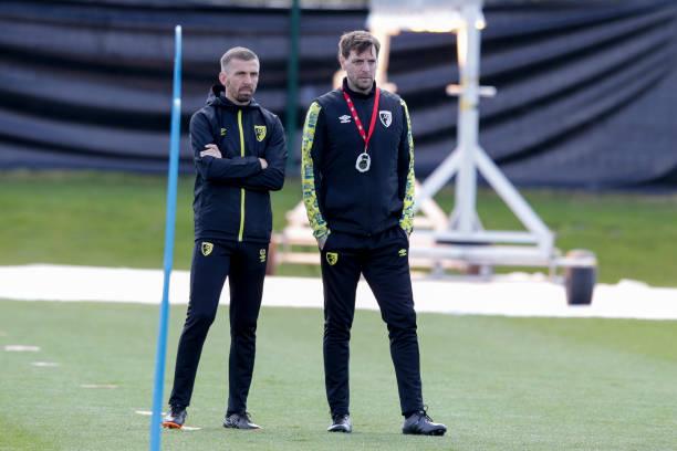 GBR: Bournemouth Training Session