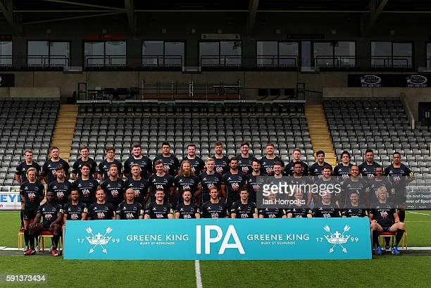 First team line up BACK ROW : Craig Willis, Paddy Ryan, Simon Hammersley, Sam Egerton, Scott Wilson, Sam Lockwood, Jon Welsh, Alex Rogers, Sean...