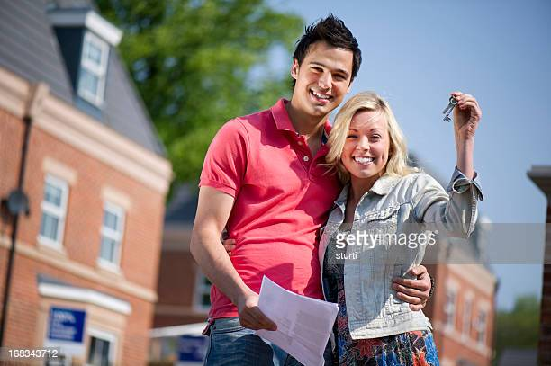first time buyers - first occurrence stock pictures, royalty-free photos & images